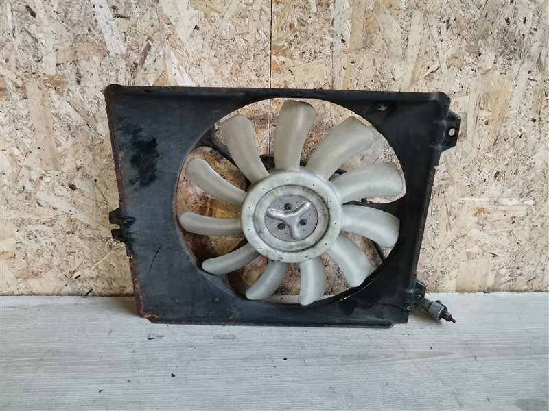 Вентилятор радиатора кондиционера Suzuki Sx4 2009 (б/у)