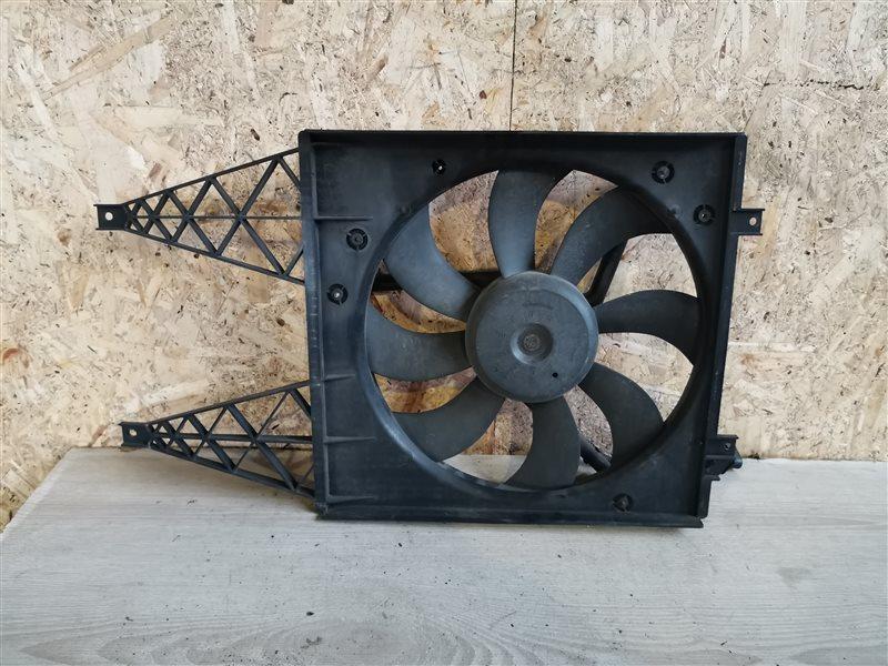Вентилятор радиатора Volkswagen Polo IV 2005 (б/у)