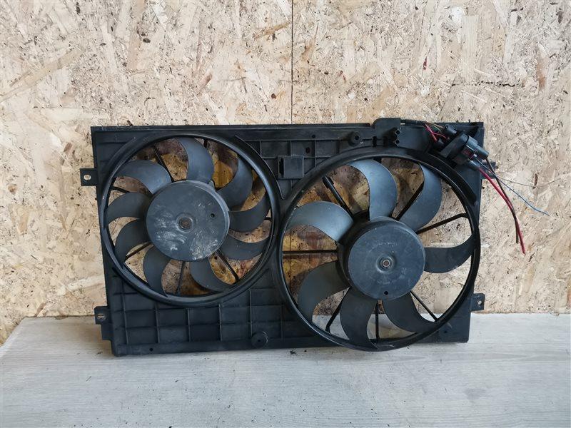 Вентилятор радиатора Volkswagen Golf VI 2009 (б/у)