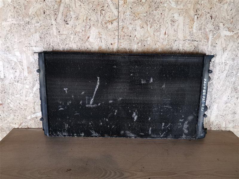 Радиатор основной Opel Movano 2004 (б/у)