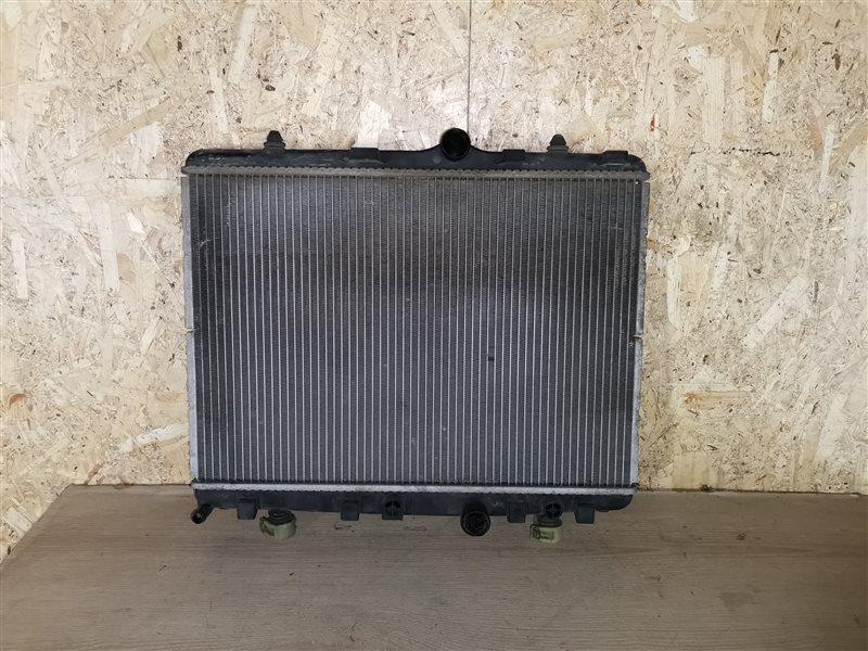 Радиатор основной Peugeot 207 2006 (б/у)