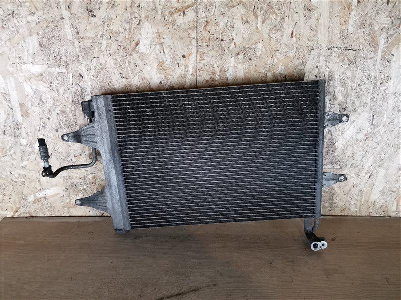 Радиатор кондиционера Skoda Fabia 2007 (б/у)