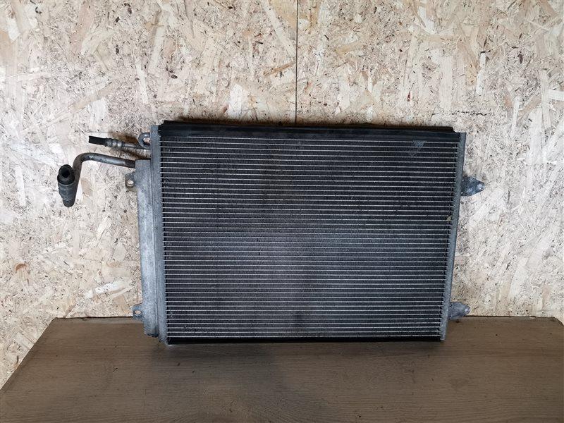 Радиатор кондиционера Volkswagen Passat B6 2007 (б/у)