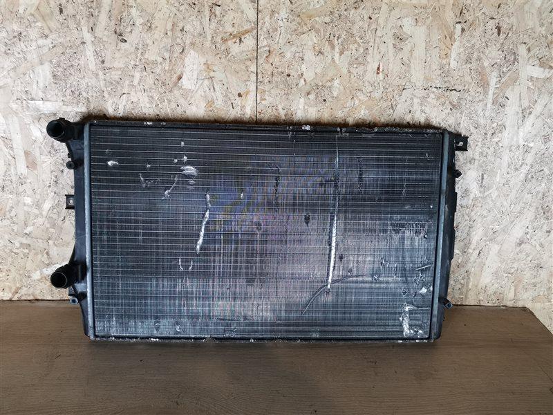 Радиатор основной Volkswagen Golf V 2007 (б/у)