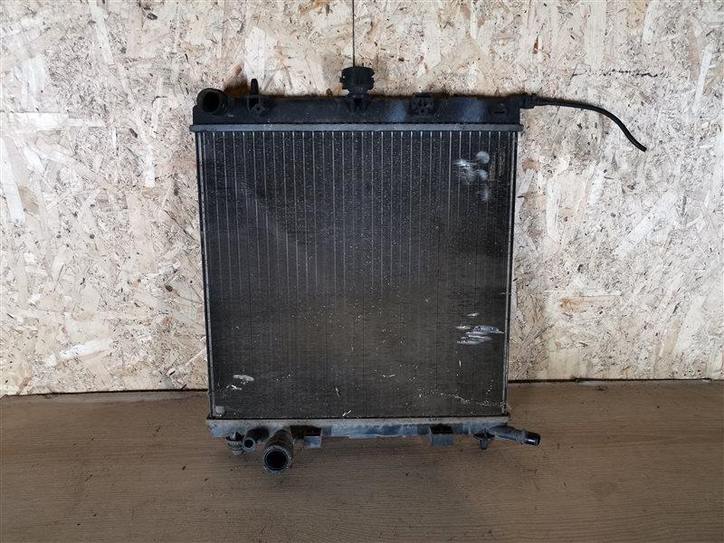 Радиатор основной Citroen C3 2005 (б/у)
