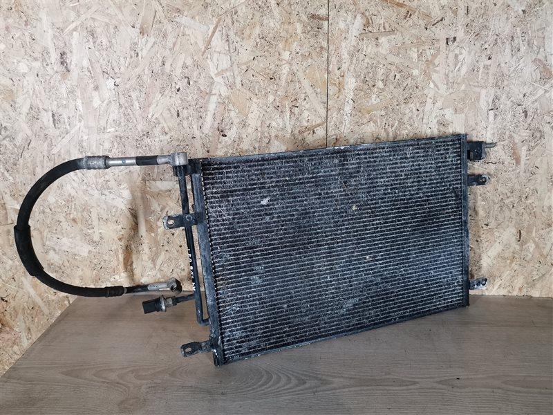 Радиатор кондиционера Audi A4 B6 2004 (б/у)