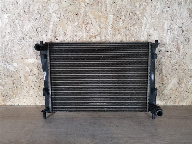 Радиатор основной Ford Fusion 2005 (б/у)