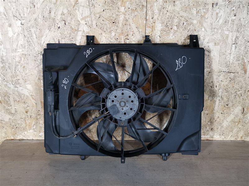 Вентилятор радиатора Mercedes Benz Clk C208 1998 (б/у)