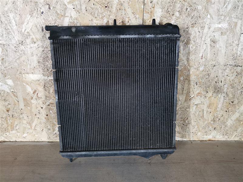 Радиатор основной Citroen C3 2008 (б/у)