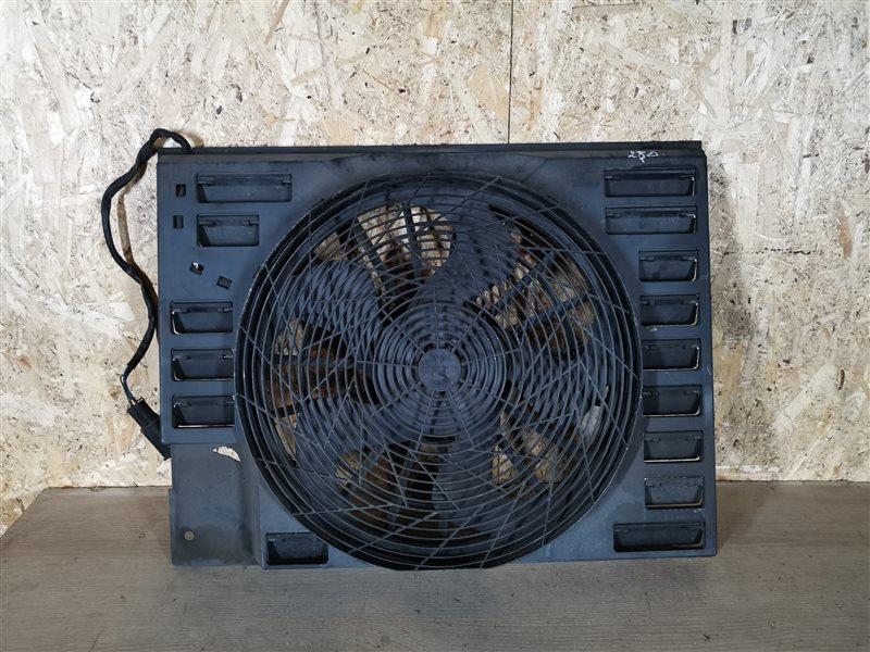 Вентилятор радиатора кондиционера Bmw 7-Series E65 2002 (б/у)