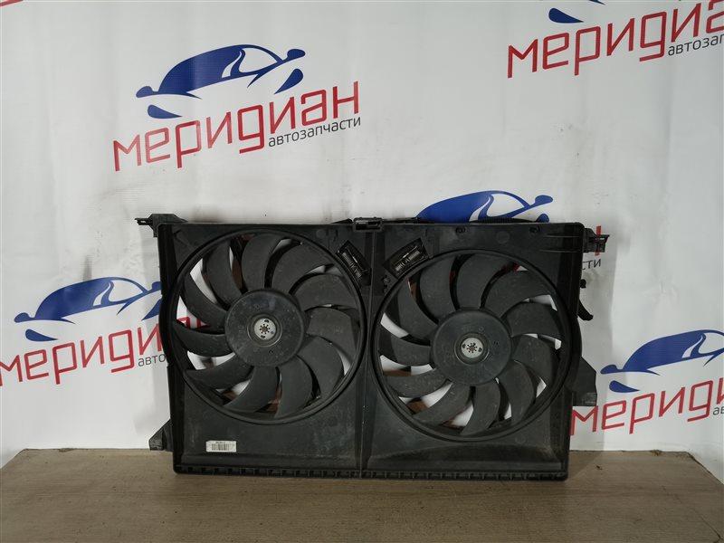 Вентилятор радиатора Opel Vectra C 2006 (б/у)