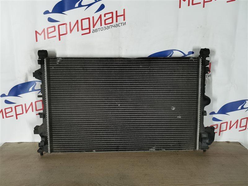 Радиатор основной Opel Vectra C 2006 (б/у)