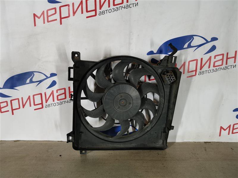 Вентилятор радиатора Opel Astra H 2007 (б/у)