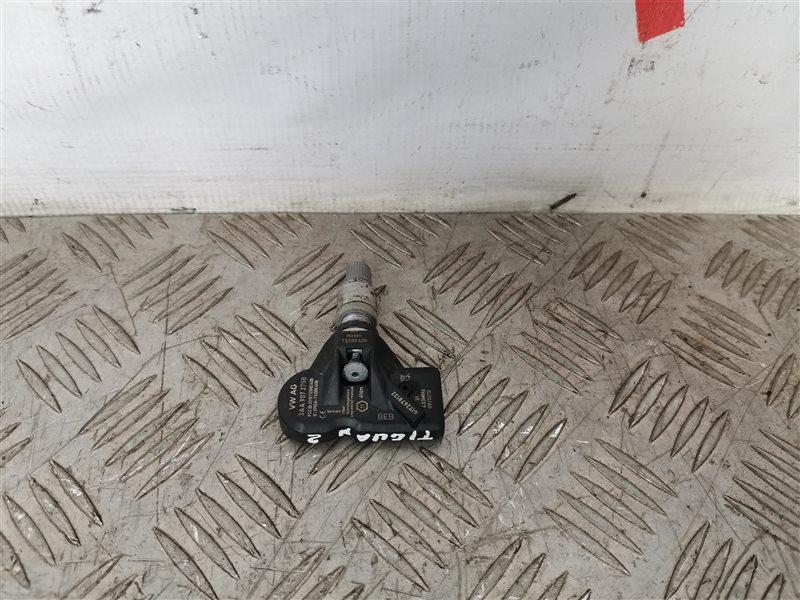 Датчик давления в шине Volkswagen Tiguan 2010 (б/у)