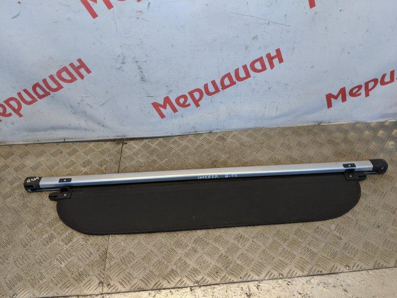 Шторка багажника Subaru Impreza G12 2010 (б/у)