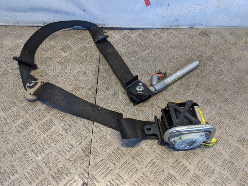 Ремень безопасности с пиропатроном передний правый Nissan Note E11 2009 (б/у)