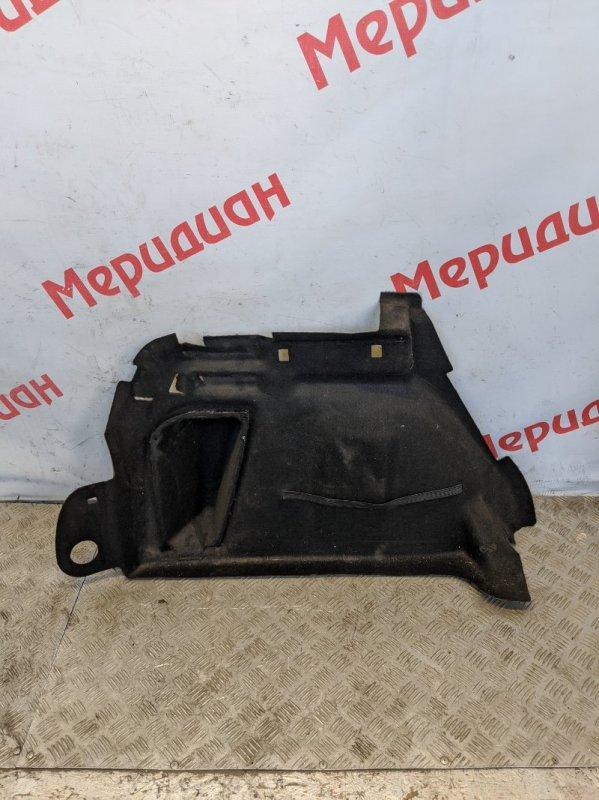 Обшивка багажника левая Peugeot 308 2008 (б/у)