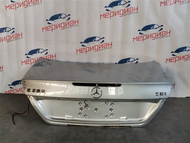 Крышка багажника Mercedes Benz E-Class W211 2006 (б/у)