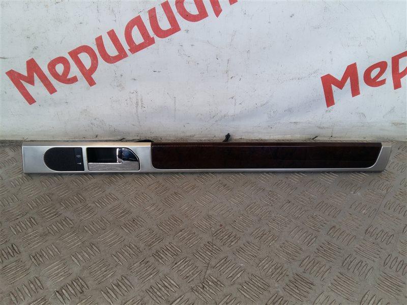 Обшивка двери задней правой Volkswagen Touareg 2006 (б/у)