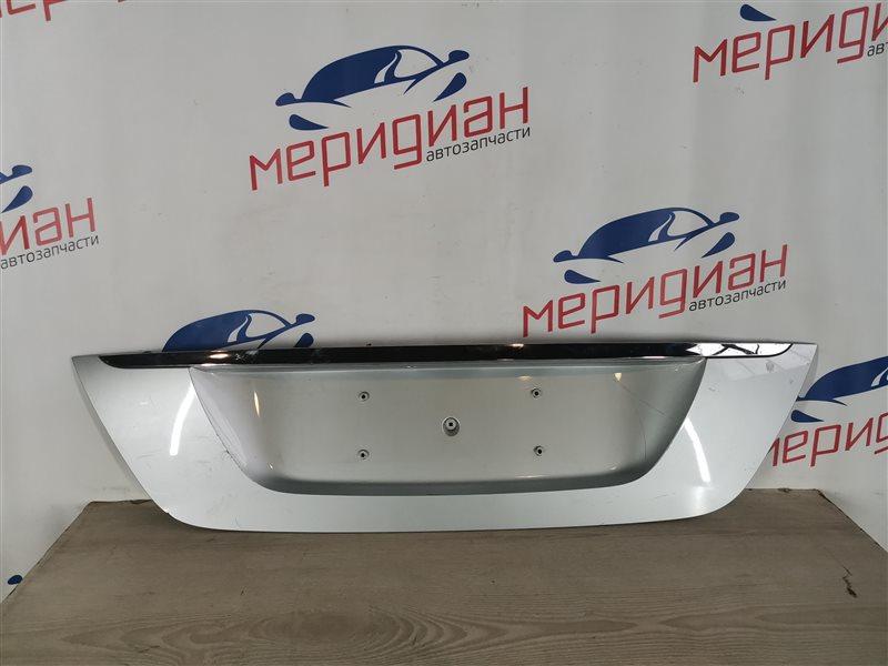 Накладка крышки багажника Mercedes Benz E-Class W211 2007 (б/у)