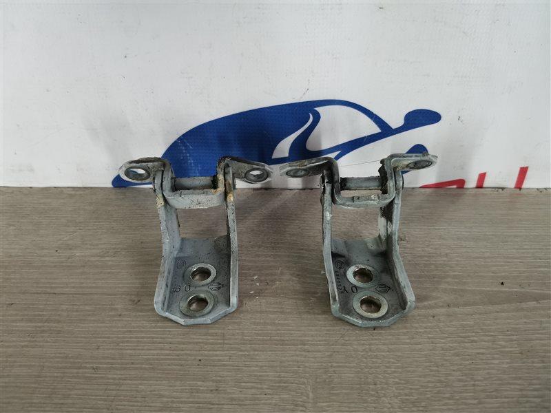 Комплект петель двери передней левой Infiniti M/q70 Y51 V9X 2011 (б/у)