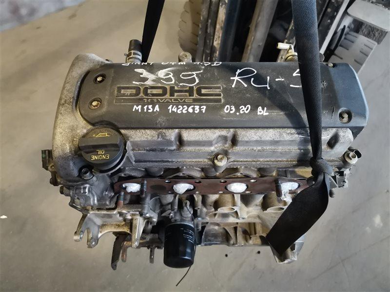 Двигатель m13a Suzuki Jimny FJ 2004 (б/у)