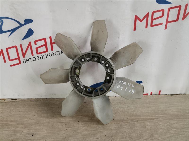 Крыльчатка вентилятора Suzuki Jimny FJ 2004 (б/у)