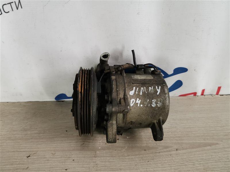 Компрессор кондиционера Suzuki Jimny FJ 2004 (б/у)