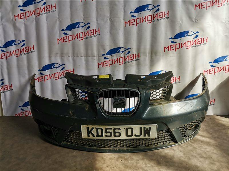 Бампер передний Seat Ibiza IV 2007 (б/у)