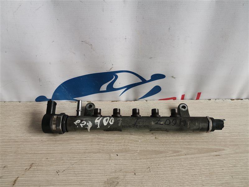 Рейка топливная Peugeot 4007 2011 (б/у)