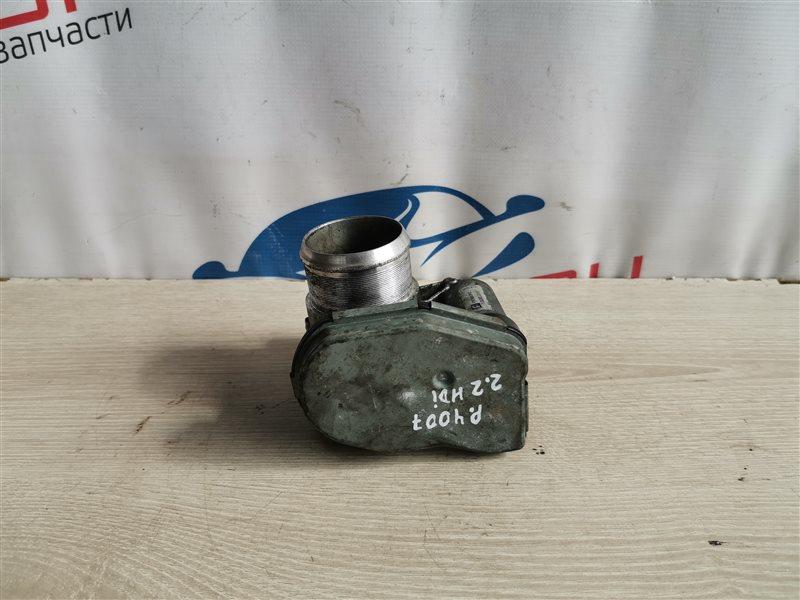 Заслонка дроссельная электрическая Peugeot 4007 2011 (б/у)