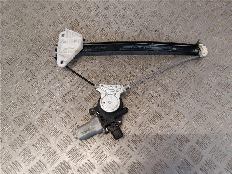 Стеклоподъемник электрический задний левый Honda Accord VII 2006 (б/у)