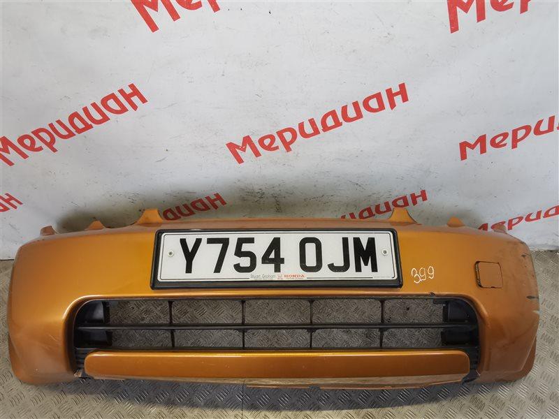 Бампер передний Honda Hr-V 2001 (б/у)