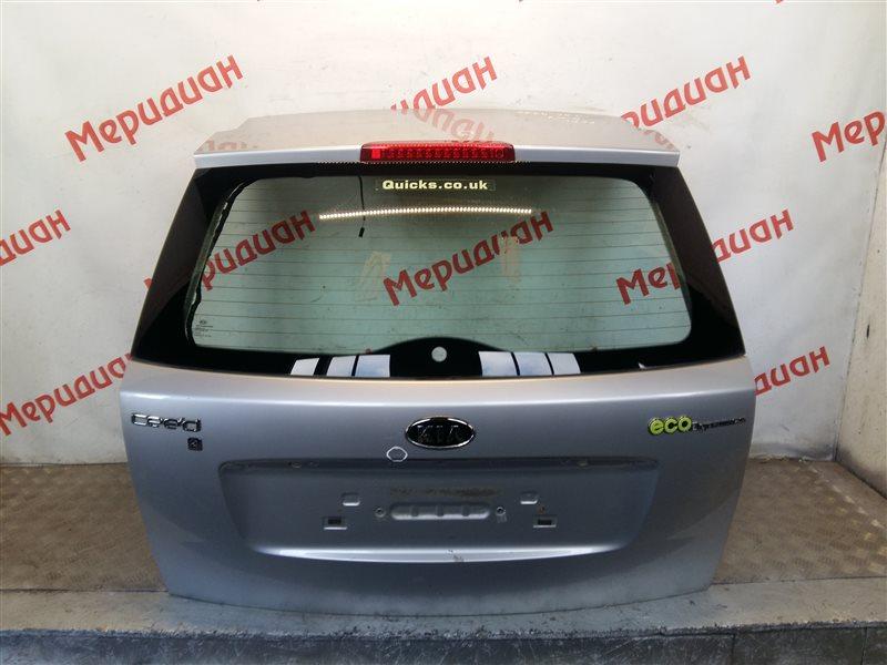 Дверь багажника Kia Ceed 2011 (б/у)