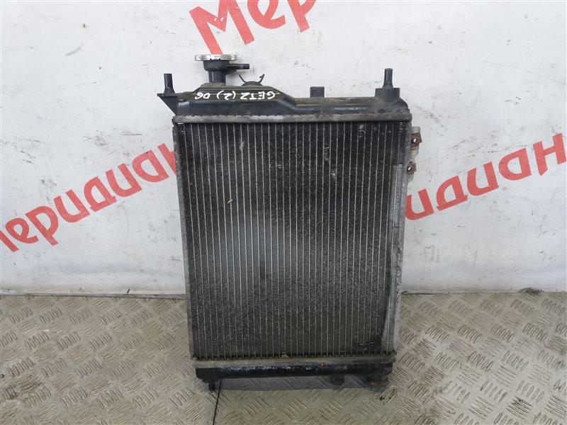 Радиатор основной Hyundai Getz 1.1 2007 (б/у)