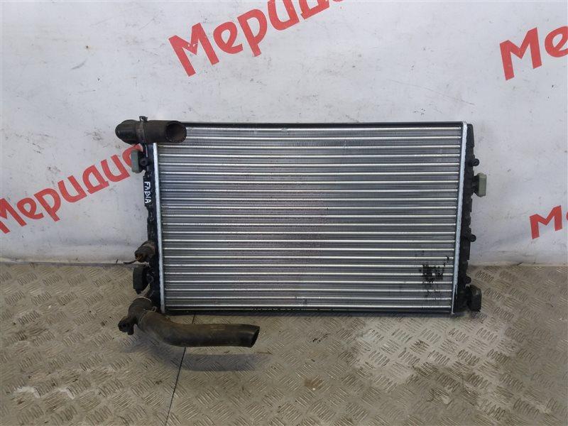 Радиатор основной Skoda Fabia 2006 (б/у)