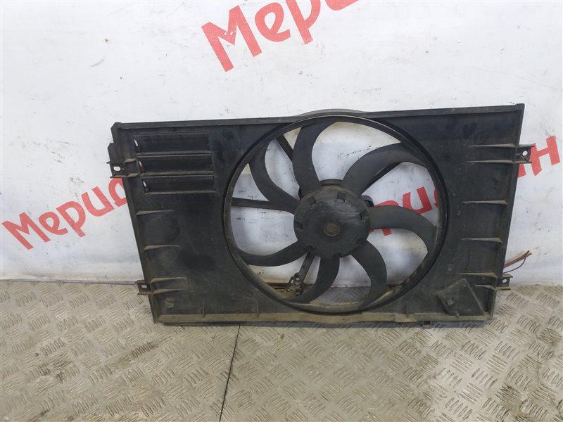 Вентилятор радиатора Skoda Octavia A5 2.0 TDI 2008 (б/у)