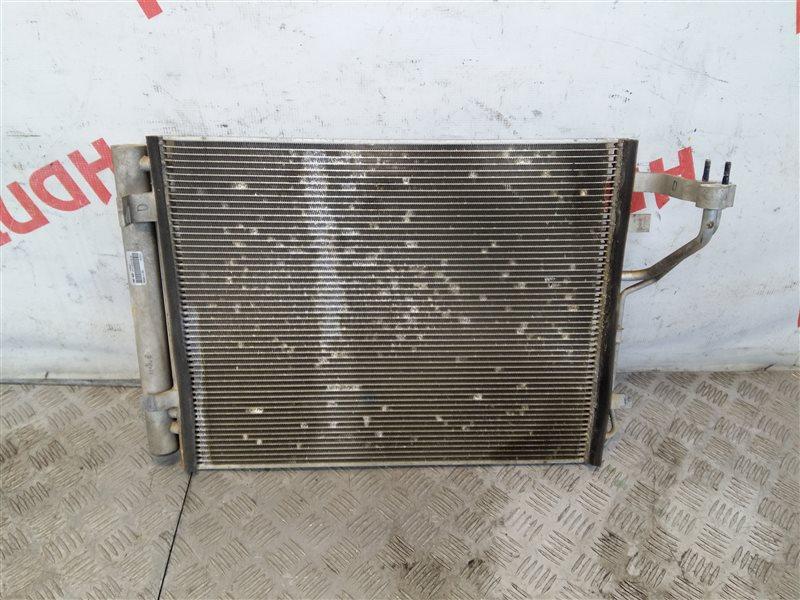 Радиатор кондиционера Kia Ceed 2011 (б/у)