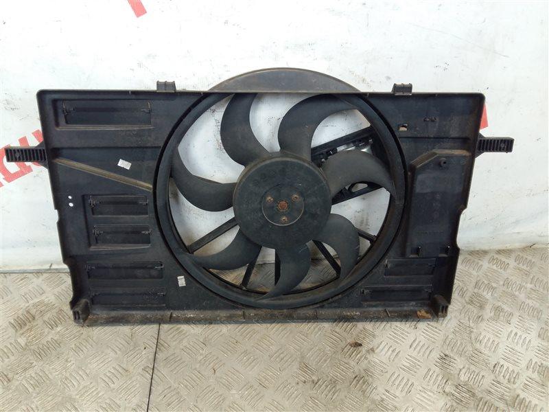 Вентилятор радиатора Volvo C70 2.4 2008 (б/у)