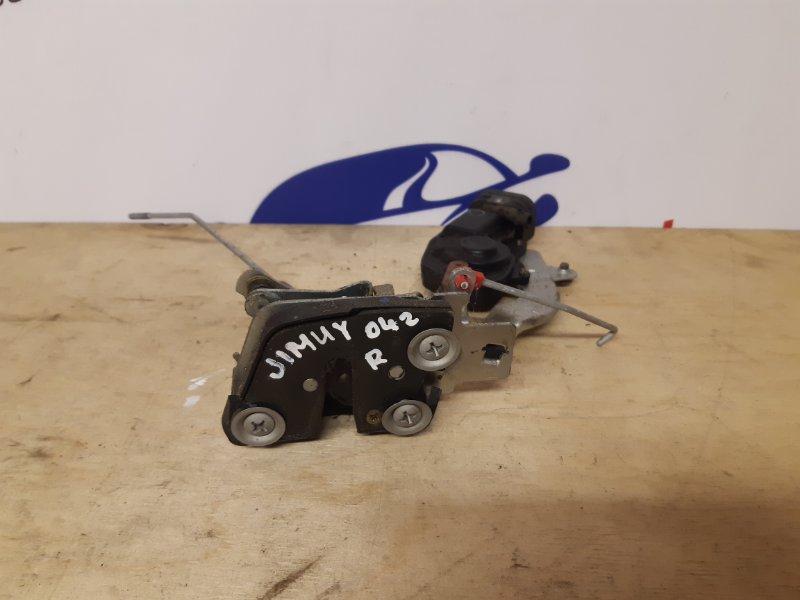 Замок багажника Suzuki Jimny FJ 2004 (б/у)