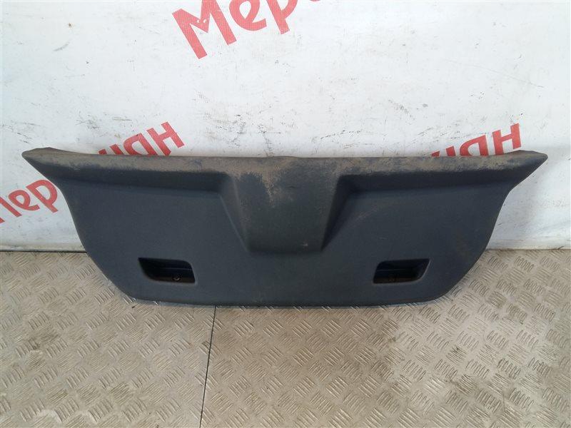 Обшивка двери багажника нижняя Opel Corsa D 2011 (б/у)