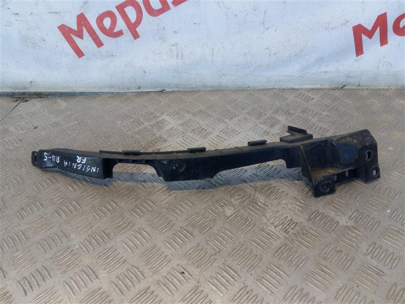 Направляющая переднего бампера правая Opel Insignia 2010 (б/у)