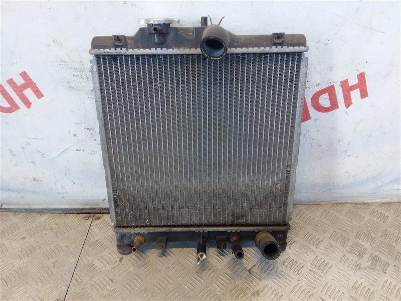 Радиатор основной Honda Hr-V 2001 (б/у)