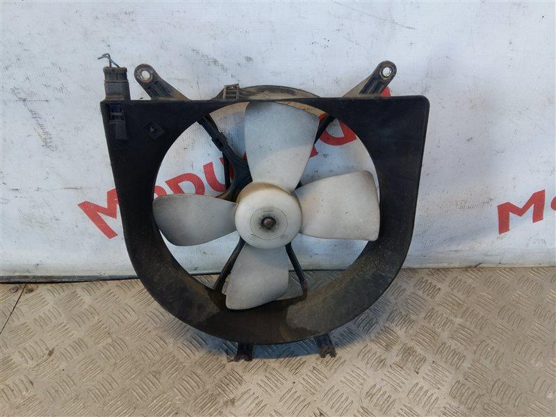 Вентилятор радиатора Honda Hr-V 2001 (б/у)