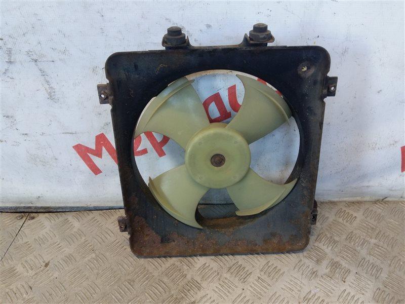 Вентилятор радиатора кондиционера Honda Hr-V 2001 (б/у)