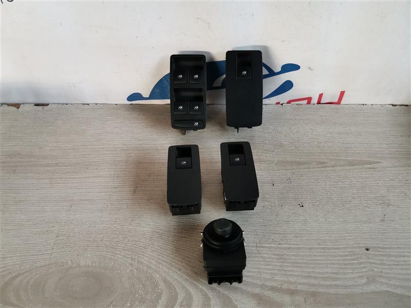 Блок управления стеклоподъемниками Opel Insignia 2011 (б/у)