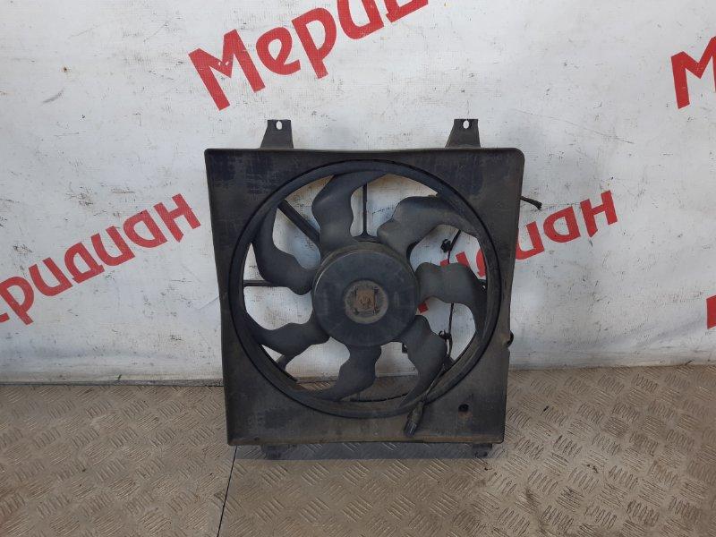 Вентилятор радиатора Hyundai Santa Fe CM 2006 (б/у)