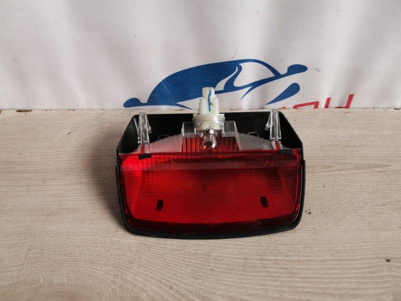 Фонарь задний (стоп сигнал) Nissan Micra K12E 2006 (б/у)