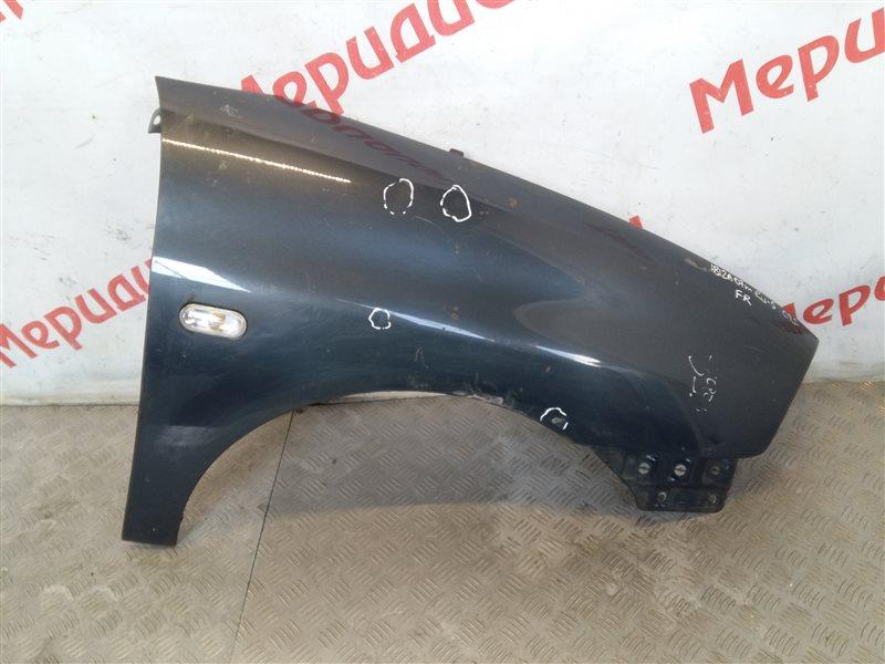 Крыло переднее правое Seat Ibiza IV 2007 (б/у)