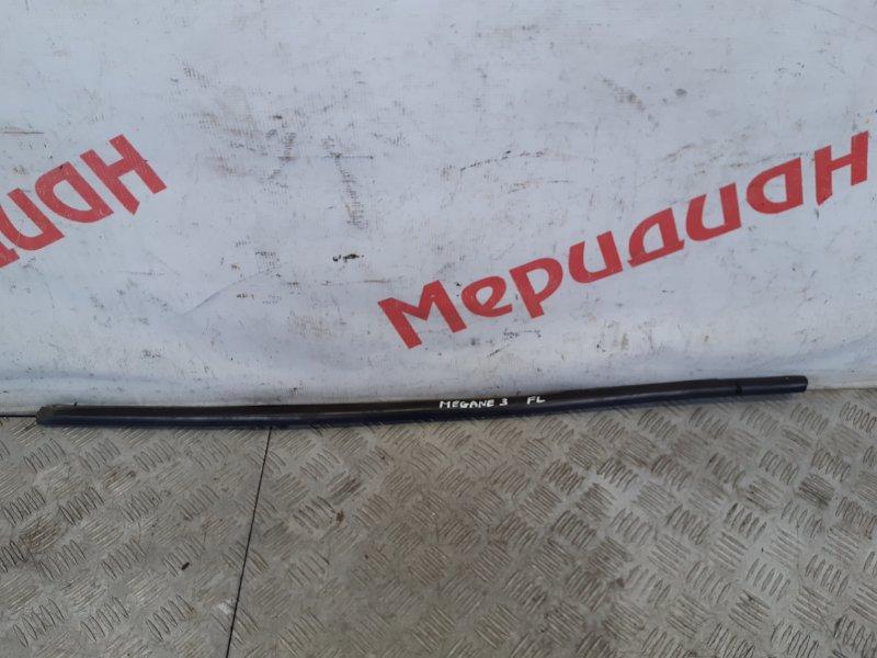 Накладка стекла заднего левого Renault Megane III 2010 (б/у)